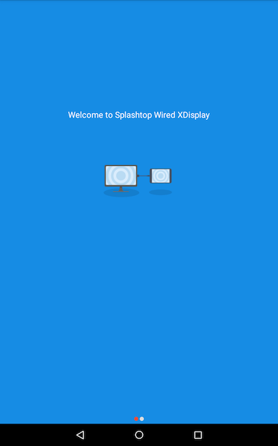 wiredXdisplay