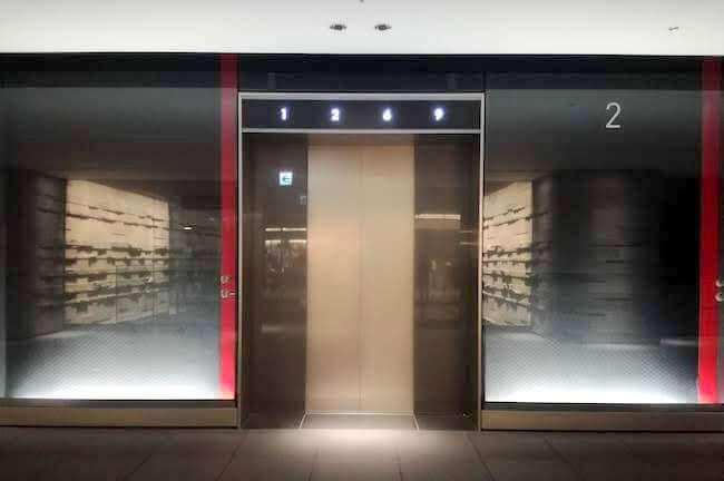 パーソルキャリアのオフィスはグランフロント大阪内にあります。