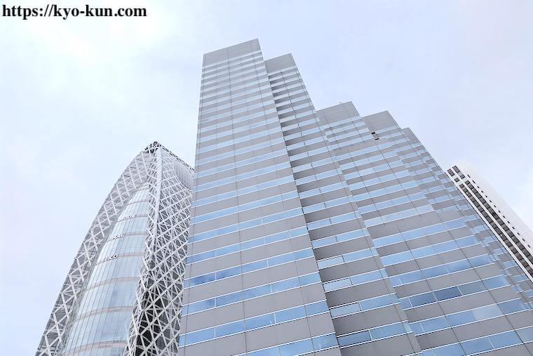 マイナビのオフィスがあるエルタワー