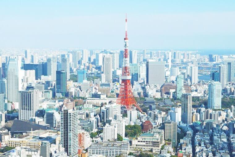 東京で始める新生活のイメージ