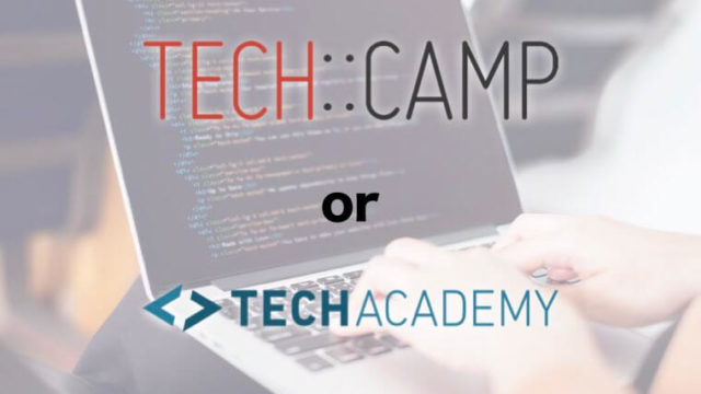 TECH::CAMPかTechAcademy?