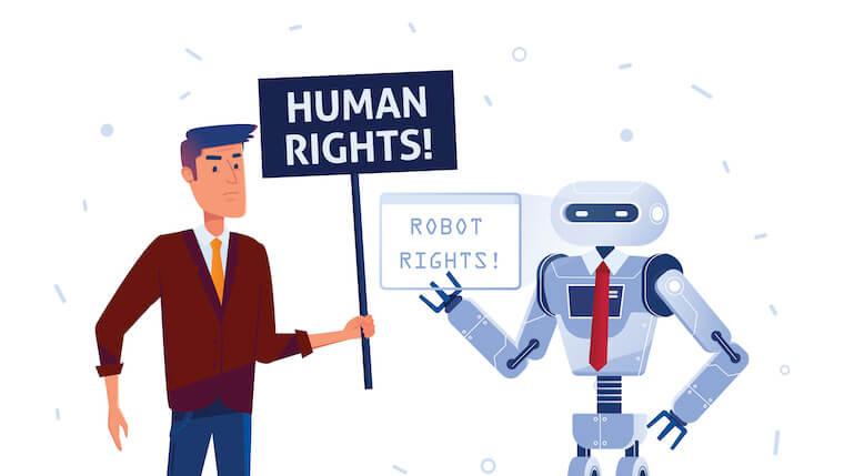 人間の権利VS機械の権利